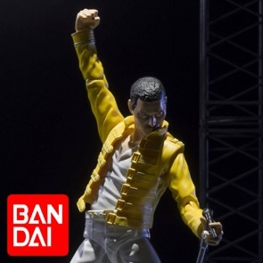Bandai - S.H. Figuarts - Freddie Mercury