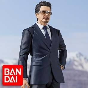 Bandai - Tony Stark - Birth of Iron Man - S.H. Figuarts
