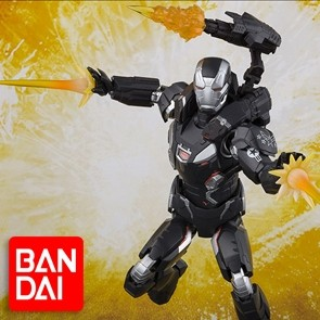 War Machine - Infinity War - Tamashi Nations SH Figuarts - Bandai