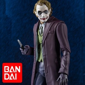Joker - The Dark Knight - S.H. Figuarts - Bandai