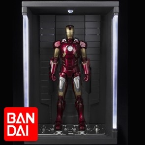 Iron Man Mark VI + Hall of Armor Set  - Bandai