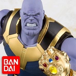 Thanos - Infinity War - S.H. Figuarts - Bandai