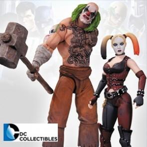 Mr. Hammer & Harley Quinn - Arkham City