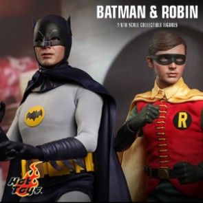 Batman & Robin 1966 - HotToys