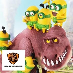 Beast Kingdom - Minions Prehistoric - D-Stage - PVC Diorama