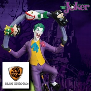 Beast Kingdom - Joker - DC Comics - D-Stage
