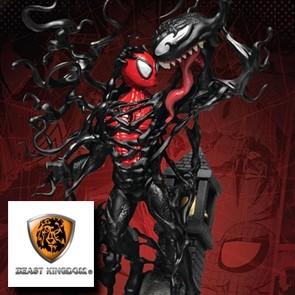 Beast Kingdom - Spider-Man vs Venom - Marvel Comics - D-Stage