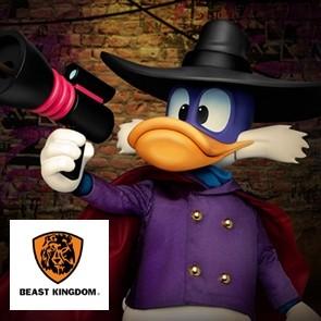 Beast Kingdom - Darkwing Duck - DuckTales - Dynamic 8ction Heroes