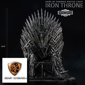Beast Kingdom - Game Of Thrones Iron Throne - Mastercraft Staue
