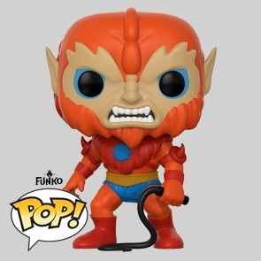 Funko Pop - Beast Man - Masters of th Universe - Vinylfigur