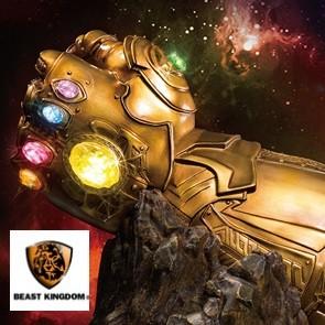 Infinity Gauntlet - Avengers: Infinity War - Beast Kingdom