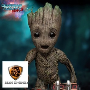 Beast Kingdom - Baby Groot - Guardians of the Galaxy Vol. 2