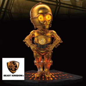 C-3PO - Star Wars - Egg Attack - Beast Kingdom