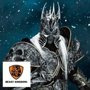 Beast Kingdom - World of Warcraft - Lichkönig Arthas Menethil - Dynamic 8ction Heroes