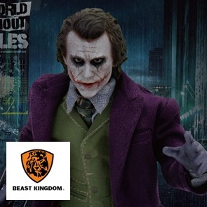 Beast Kingdom - The Dark Knight - Joker - Dynamic 8ction Heroes