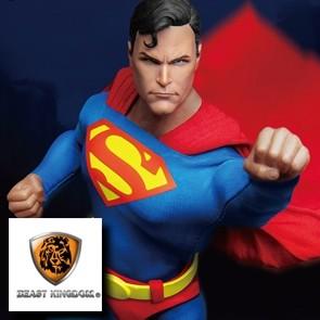 Beast Kingdom - Superman - DC Comics - Dynamic Action Heroes Actionfigur