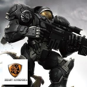 Beast Kingdom - Jim Raynor - StarCraft II - D-Stage - PVC Diorama