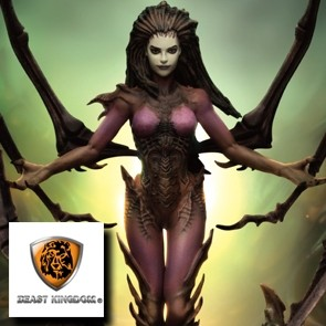 Beast Kingdom - Kerrigan - StarCraft II - D-Stage - PVC Diorama