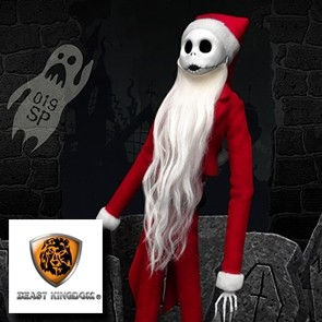 Beast Kingdom - Jack Skellington -Nightmare before Christmas - 8ction Heroes Actionfigur