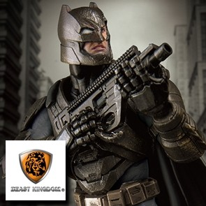 1/9th Armored Batman - Battle Damage - Beast Kingdom