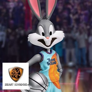 Beast Kingdom - Space Jam: A New Legacy - Bugs Bunny - Dynamic Action Heroes Actionfigur