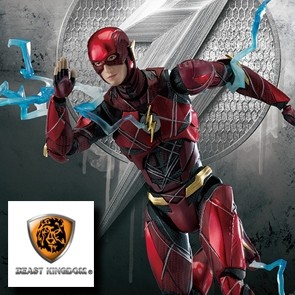 1/9th Flash - Justice League - Beast Kingdom