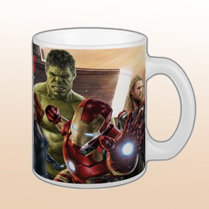 The Avengers Age of Ultron - Becher