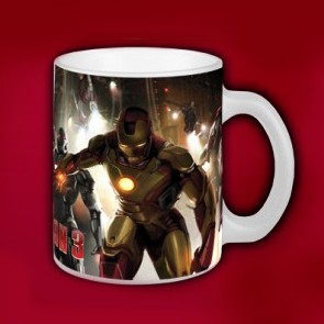 Iron Man House Party Becher - Becher