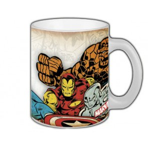 Marvel Retro Becher - Becher