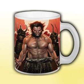 Wolverine Samurai - Becher