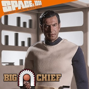 Big Chief Studios - Commander John Koenig - SPACE:1999