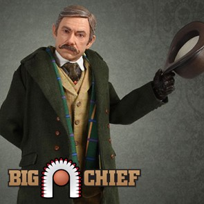 1/6th Dr. John Watson - Sherlock Holmes: The Abominable Bride - Big Chief Studios