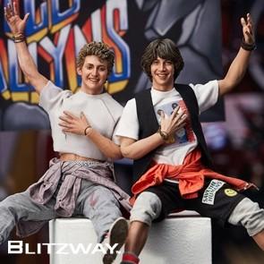 Blitzway - Bill &Ted - Bill & Teds verrückte Reise durch die Zeit - Collectible Set