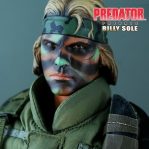 Hot Toys - Billy Sole - Predator