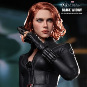 Black Widow The Avengers - Hot Toys