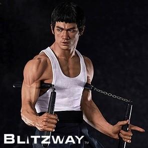 Blitzway - Bruce Lee Tribute Statue Ver.4 - Superb Scale Hybrid
