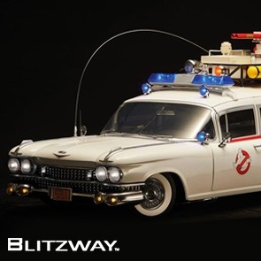 1/6 Ghostbusters ECTO-1 - Blitzway