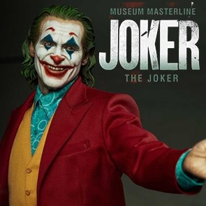 Prime 1 Studio - The Joker 2019 - Joaquin Phoenix - Museum Masterline Statue 1:3 - Bonus Version