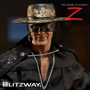 Blitzway - Zoro - A Hero of Mexico - Antonio Banderas