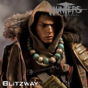 Blitzway - The Boy - Hunters: Day After WW III - Premium UMS Actionfigur
