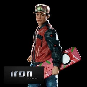 Iron Studios - Marty McFly - Back to the Future Part II - Art Scale