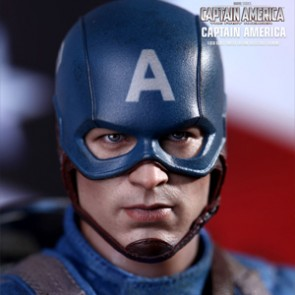 Captain America - The First Avenger - Hot Toys