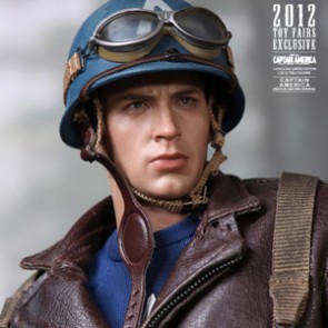 The First Avenger Captain America Rescue Version - Hot Toys