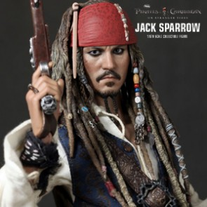 Captain Jack Sparrow - Hot Toys