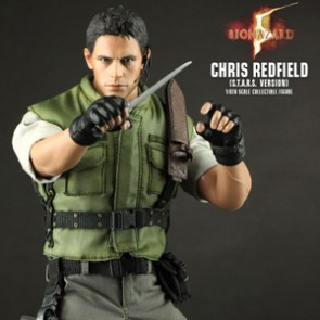 Chris Redfield Biohazard 5 - Hot Toys