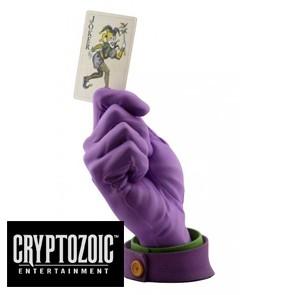 Cryptozoic - DC Hand Statue - Joker's Calling Card