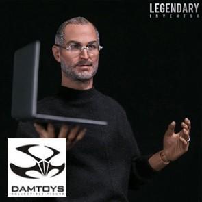 1/6th Legendary Inventor Steven Jobs - Damtoys