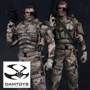 Luc Deverau & Andrew Scott - Universal Soldier - Damtoys