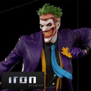 Iron Studios - DC Comics - The Joker - Deluxe Art Scale Statue