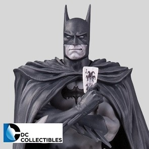 DC Collectibles - Batman - Black& White Statue - by Brian Bolland